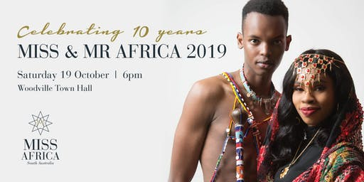 Miss & Mr Africa South Australia 2019