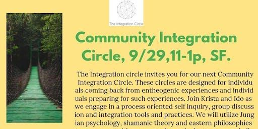 Community Integration Circle, 9/29