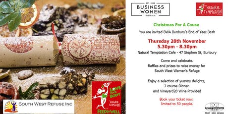 Bunbury, Business Women Australia: Christmas for a Cause tickets