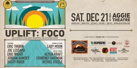 Uplift: FoCo tickets