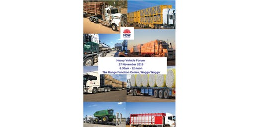Wagga Wagga Heavy Vehicle Forum