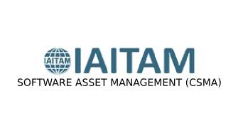 IAITAM Software Asset Management (CSAM) 2 Days Virtual Live Training in Munich