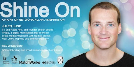 Shine On: A Night of Networking and Inspiration tickets