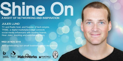 Shine On: A Night of Networking and Inspiration