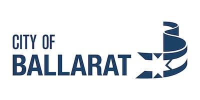Ballarat is Open I Design Thinking Workshop - Ball