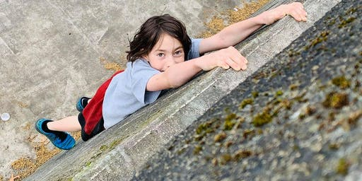 Drop-In Community Class: Parkour for Chimpanzees (6-10yrs)