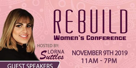 Women's Rebuild Conference tickets