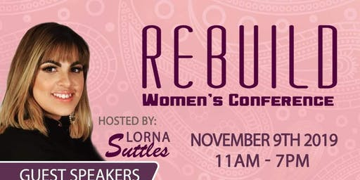 Women's Rebuild Conference