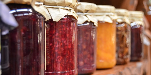 Food Preserving and Pickling Making Workshop - 02 May 2020