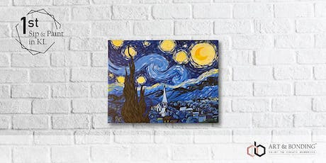 Sip & Paint Night : Van Gogh's Starry Night tickets