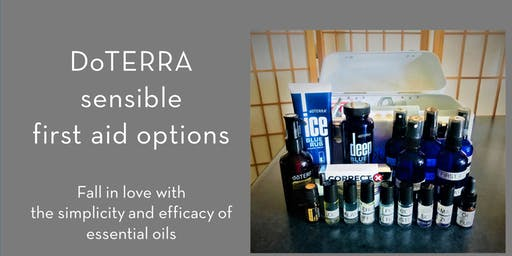 Family First Aid with doTERRA Essential Oils
