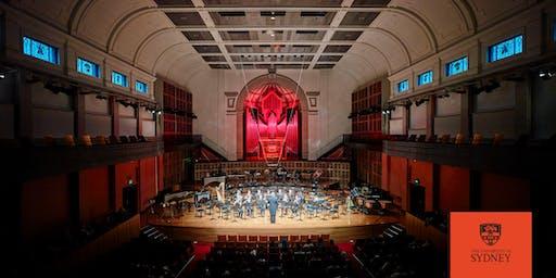 Sydney Conservatorium of Music Postgraduate Information Evening