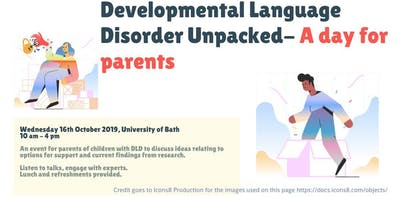 Developmental Language Disorder Unpacked: A day for parents