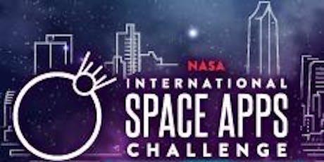 NASA Space Apps Challenge Antioquia entradas