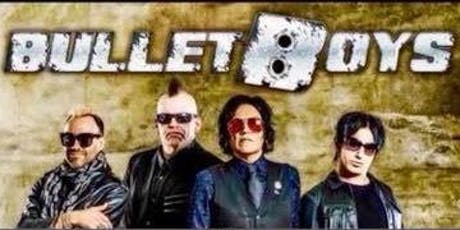 BulletBoys, Chastity in the Room tickets