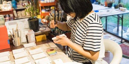 Upcycled Handmade Jewellery Class with Lab KAJO