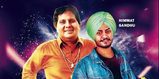 Punjabi Mela - Himmat Sandhu & Labh Heera