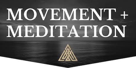 Tribe LA: Men's Movement + Meditation tickets