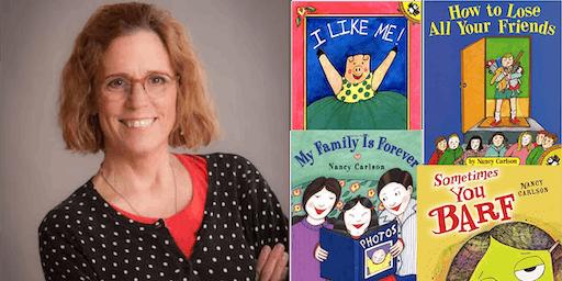 Author/Illustrator Nancy Carlson