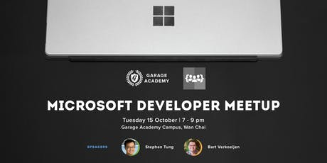 Microsoft Developer Meetup tickets