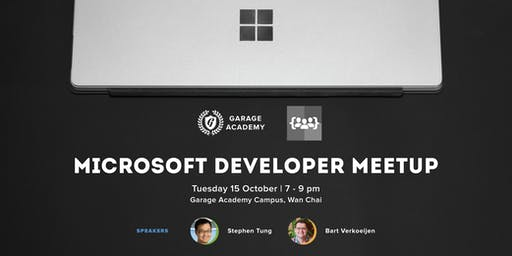 Microsoft Developer Meetup