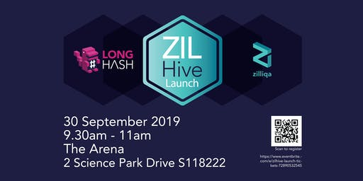 ZILHive Launch