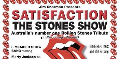 Satisfaction The Stones Show and The Van Morrison Show with Gumbo Ya Ya