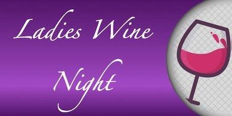October Ladies Wine Night at Zita Wine Bar [Mission]   tickets