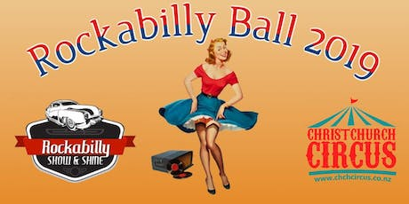 Rockabilly Ball 2019 tickets