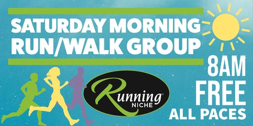 Weekly Saturday Morning Running and Walking Group in the Grove STL