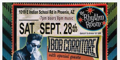 BOB CORRITORE CD RELEASE PARTY & BIRTHDAY CELEBRATION tickets