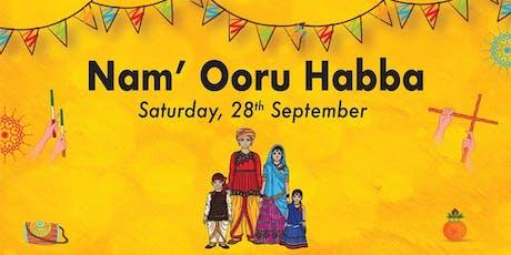 Nam Ooru Habba Event at Vivero, Manyata Tech Park tickets