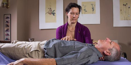 CranioSacral Therapy Q&A and Low-Cost Clinic tickets