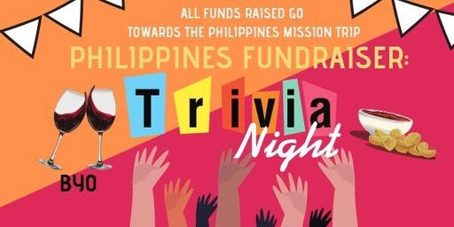 Philippines Trivia Night Fundraiser