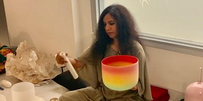 Alchemy Sound Energy Healing ; A Transformational Sound Experience