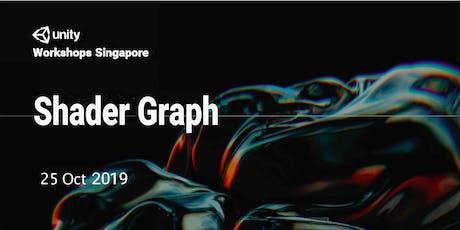 Unity Workshops Singapore - Shader Graph   Hands-On Workshop  tickets