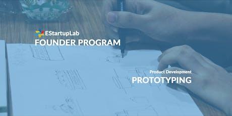 [Founder Program] Prototyping tickets