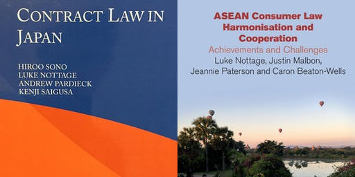 Asian Law - Books Launch & Seminar