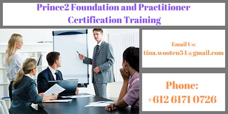 PRINCE2 Foundation and Practitioner Certification Training in Ultimo,NSW tickets