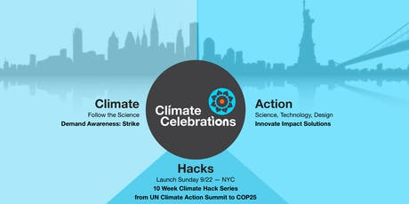 preCOP25 Climate Hacks tickets