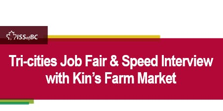 Tri-Cities Job Fair & Speed Interview with Kin's Farm Market