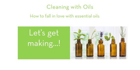 No-Tox Cleaning with doTERRA Essential Oils tickets