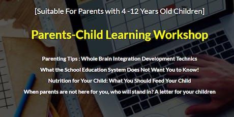 Parent-Child Learning Workshop September tickets