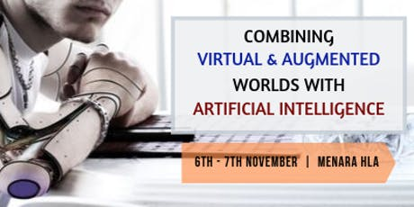 Combining Virtual and Augmented World with Artificial Intelligence tickets