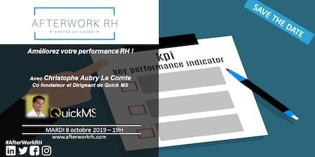 AfterWorkRH Aix-Marseille - 8 Octobre 2019 - Améliorez votre performance RH ! billets