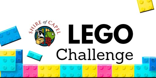Lego Challenge - Boyanup 11th Oct