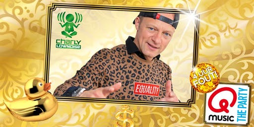 Qmusic the Party XL - 4uur FOUT! in Wageningen (Gelderland) 25-01-2020