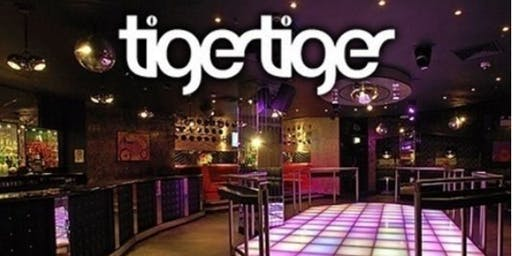 FREE EVENT BIG Singles Night out at Tiger Tiger - 100 Expected FREE Drink
