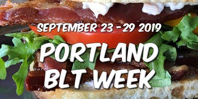 Portland BLT Week 2019 Sept 23-29
