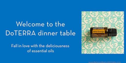 'Make & Eat' doTERRA Food & Drinks class